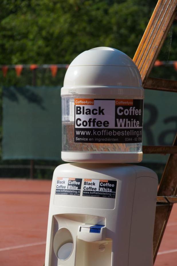 waterkoeler coffee4you tv buren